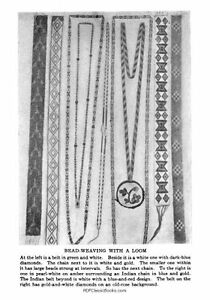How to Do Beadwork: Beading Patterns and Instructions ~ PDF Book on CD