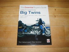 The Essential Buyers Guide - Harley Davidson Big twins