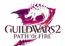 Guild Wars 2: path of Fire Deluxe Edition región libre Llave PC (web oficial)