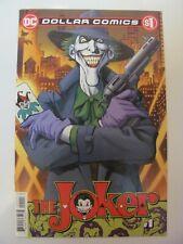 Joker #1 DC Dollar Comics 2019 reprint 9.6 Near Mint+