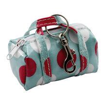 vert à pois toile cirée Mini Sac Porte-clé clé chaîne Katz Dancewear KR20 Noël