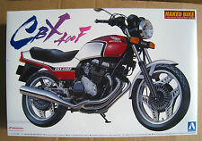 Honda cbx 400 f kit Aoshima escala 1:12 OVP nuevo