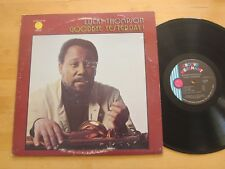 Lucky Thompson - Goodbye Yesterday! LP Groove Merchant Promo Cedar Walton
