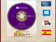 Windows 10 Pro Dvd+Coa  / Idioma Español  - Enviado A España