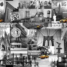 Muriva 102514 12 Novelties Big Apple Wallpaper Rolls -