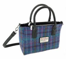 Ladies Authentic Harris Tweed Small Tote Bag With Shoulder Strap LB1228 COL 51