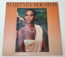 Whitney Houston Lp Record Al8-8212 1985 Ex