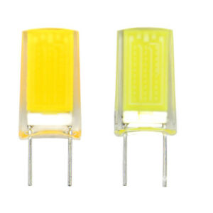 G8 Flat Led bulb Puck Light 3W COB 1909 110V/220V Constant power Silicone Lamp N