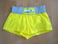 ADIDAS Stella McCartney STELLASPORT Run Shorts GymPant Laufshort  Gr 34 36 S NEU