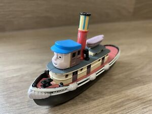 Ertl Tugs Tencents Diecast Model 1990 Rare Thomas And Friends Hardly Played With