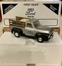 BEAM Industries First Gear Diecast 53 Ford Pickup Truck 18-1699 Ltd Edit 360 NEW