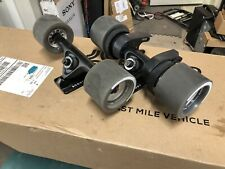 Boosted Board V3 Trucks, 80mm Wheels, Pulleys, And Belts!!! Amazing Condition!!!