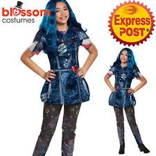 CK1550 Disney Classic Evie Descendants 3 Girls Halloween Teens Book Week Costume