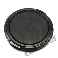 49mm Center Pinch Snap-on Camera Lens Front Cap Cover Nikon Canon Sony Olympus