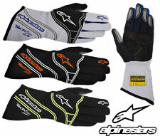 Alpinestars FIA Approved Car and Kart Race Gloves