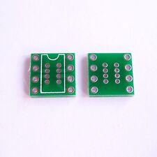 40 PCS DIP 2.54 mm to DIP 1.27 mm Adapter PCB Board Converter Test Board New B07