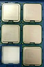 LOT OF 5, INTEL XEON SL96C PROCESSOR 5050 3.0GHZ/66