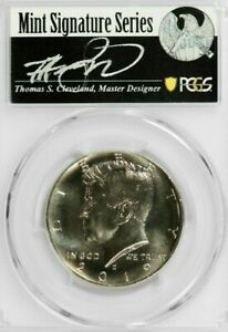 2019 Kennedy Mint Signature Series Rocket Ship First Strike 68PL Hand Signed