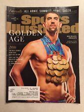 Michael Phelps Sports Illustrated