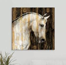 """Horse II"" Canvas Art Print"