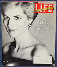 Magazine LIFE January, 1998 *PRINCESS DIANA 1961-1997*, *Year In Pictures 1997*