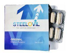 Steelovil Potenzmittel Sexpillen Potenzpillen Potenz Herbal Erektion 12 Kapseln