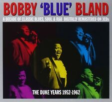 "Bobby ""Blue"" Bland-Duke years 1952-62 3 CD NUOVO"