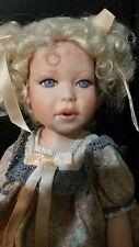 "!3"" Beautiful Porcelain Doll 1990 12 of 50"
