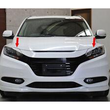 Painted For Honda HRV HR-V Wagon Front Headlight Eyebrows Eyelids 2PCS NEW
