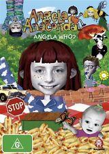 Angela Anaconda - Angela Who? DVD NEW