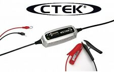 Chargeur de batterie CTEK XS 0.8 Moto Scooter quad 12V 0.8A NEUF battery charger