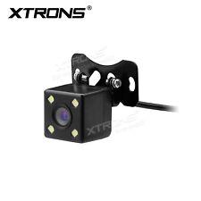 170°12V-24V Night Vision 4 LEDs Car Reverse Camera For Truck Bus Trailer Caravan