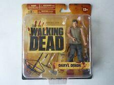 The Walking Dead Daryl Dixon Figure Series 1 McFarlane Toys 2011 MOC