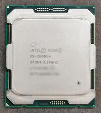 New listing Intel Xeon E5-2686V4 Sr2K8 18-Core Broadwell Processor 2.30Ghz 45Mb L3 Cache Cpu