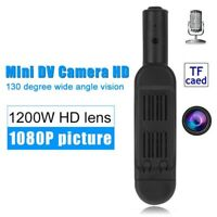 1080P HD Spy Hidden Camera Video Recorder Mini DV DVR Wide angle Sport Camcorder