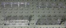 Lego Scheibe 1x4x3 Transparent 2 Stück                                     (582)