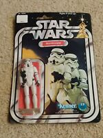1977 1978 ORIGINAL Star Wars Figure Kenner Stormtrooper SW12A A New Hope