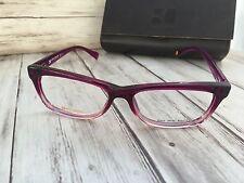 Boss Orange BO 0076 Brille Fassung Gestellbrille Eyeglasses Damen Rosa+Etui 57