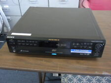 SONY DVP-C600D 5 Disc DVD/CD/VCD Player/Changer Works Great