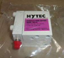 Hytec 100143 Hydraulic Work Support Block Capacity 1100 Lbs. @ 5000 Psi Spx New