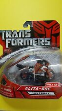 Transformers Energon 2007 Movie Target Exclusive scout class - ELITA-ONE