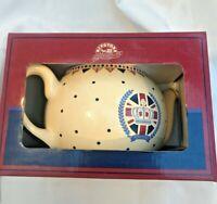 "Ringtons ""Celebrations"" Teapot -  In Original Box Beautiful Condition"