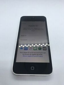 Apple iPhone 5c - 8GB - White💥 Unlocked All Networks 💥 Good Condition A1507 80