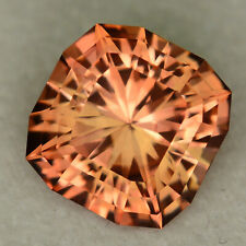 CUSTOM CUT - 3.55ct - OREGON SUNSTONE - USA - WATCH the VIDEO