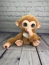 "FurReal Friends Monkey, Baby ""Cuddles"", Interactive Chimp Gorilla noise"