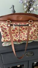 New ListingNew Patricia Nash Purse Tote Satchel Antique Rose, Poppy