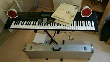 Roland d70 sintetizzatore + ACCESSORI-Keyboard a confronto con KORG YAMAHA Gem