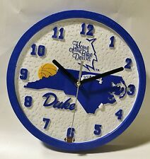 Duke University Gamecocks Ceramic Round College Clock by Talegaters