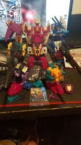 Transformers Generations Power of The Primes ABOMINUS Terrorcon Combiner