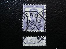 bélgica - sello - yvert y tellier nº 117 (2eme elección) matasellados (A6) stamp